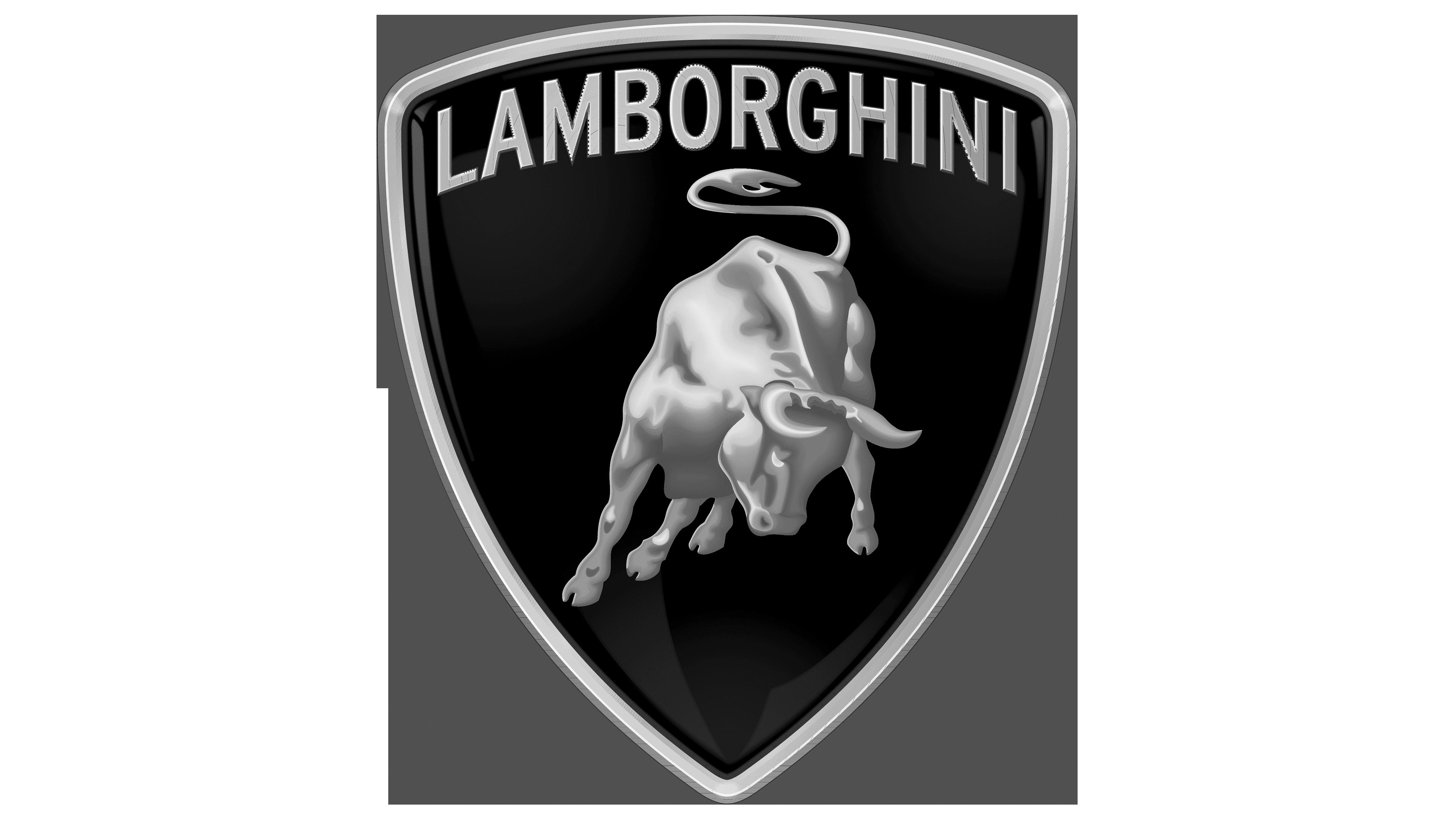 Lamborghini-Logo_Gray